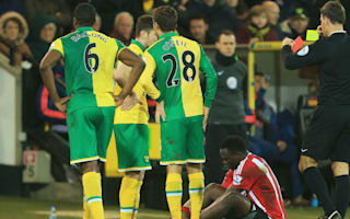 Wanyama apologises for 'reckless' red card