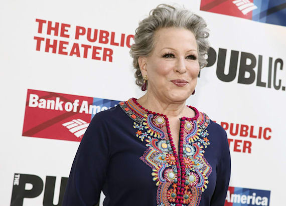 Bette Midler and more join 'The Voice' as mentors
