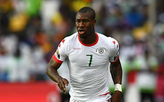 Guinea-Bissau v Burkina Faso: Cande not thinking about going home
