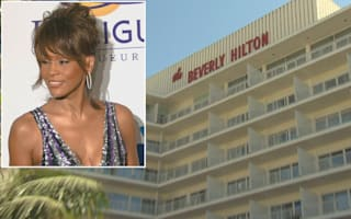 What's happened to the hotel room where Whitney Houston died?