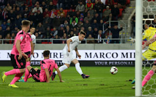 Slovakia 3 Scotland 0: Mak double secures hosts' first win