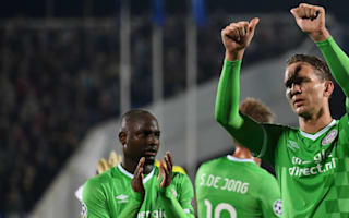 Rostov draw is two points dropped for PSV, says De Jong