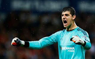 Courtois happy at Chelsea - Hiddink