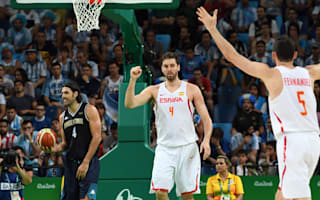 Rio 2016: Spain into last eight, Croatia top group