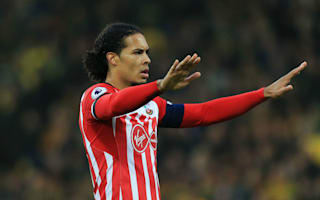 Puel expects Van Dijk to stay at Southampton