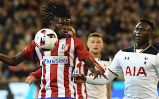 Partey hoping to make his mark on Atletico squad