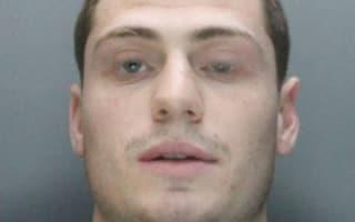 Manhunt for murderer after hospital visit escape