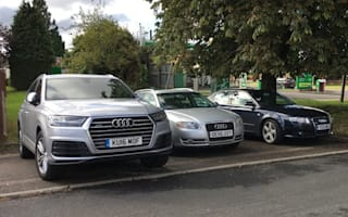 Living with an Audi Q7: Second report
