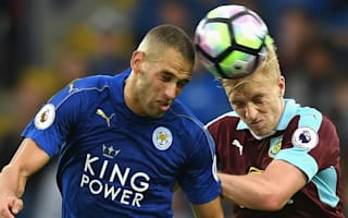 Ranieri demands consistency from two-goal debutant Slimani