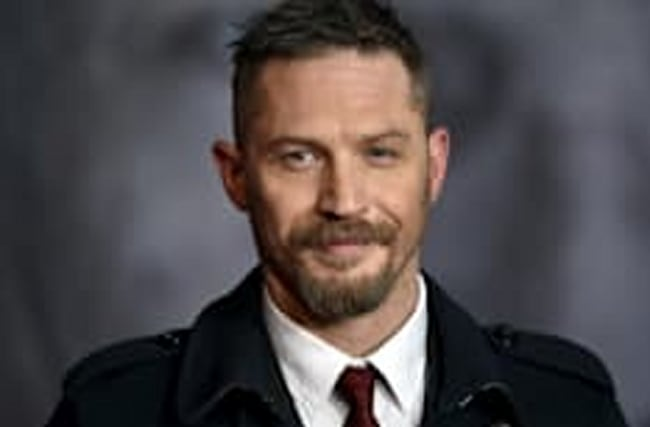 Tom Hardy chases down moped thief and makes citizen's arrest