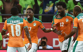 Ivory Coast 2 DR Congo 2: Serey Die rescues point but holders still in trouble