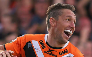 Castleford sink Catalans to secure Super 8s spot