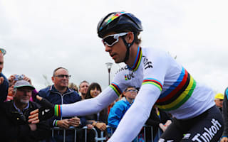 Favourite Sagan wins stage two, as Porte and Contador lose time