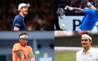 ATP World Tour Finals line-up demonstrates deconstruction of 'big four'