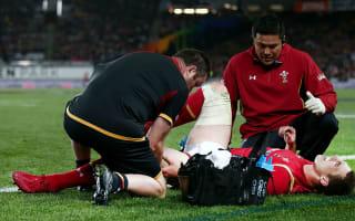 Wales await news on injured North