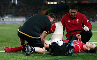 Wales await news on injured North