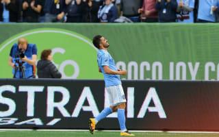 New York City star Villa named MLS MVP