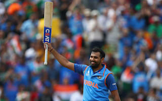 Rohit puts pedal to the metal as India surge into Champions Trophy final