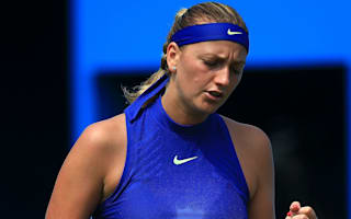 Kvitova happy to focus on tennis with Wimbledon approaching