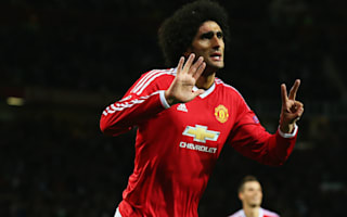 Midtjylland v Manchester United: Fellaini insists Europa League test will not be taken lightly
