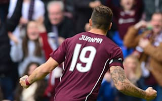 Hearts 2 Aberdeen 1: Juanma severely dents visitors' title hopes