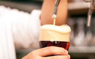 Freebie Friday: lots and lots of free beer - and some healthier options