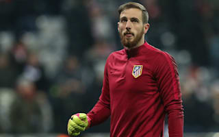 Oblak still out but Simeone hopes for imminent return