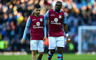 Okore refused place on Aston Villa bench - Black