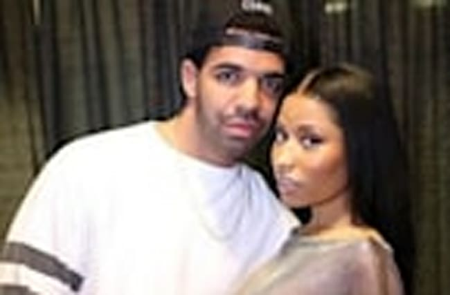 Nicki Minaj Helps Drake Get Over Rihanna
