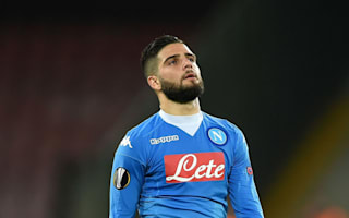 Andreotti: Insigne's time at Napoli nearing an end