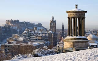 Why winter is the best time to visit Edinburgh