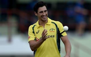 Returning Starc makes swift impact as Australia blow Windies away