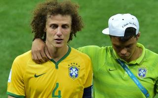 David Luiz, Silva and Marcelo absent from Brazil's preliminary Copa America squad