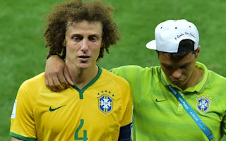 David Luiz, Silva and Marcelo absent from Brazil's preliminary Copa America squad