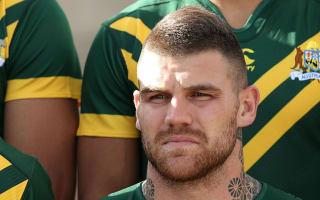 Dugan suffers fractured cheekbone in Australia win