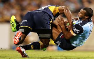 Kuridrani warned for high tackle on Beale