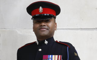 Victoria Cross war hero Johnson Beharry 'humiliated' by US border officials