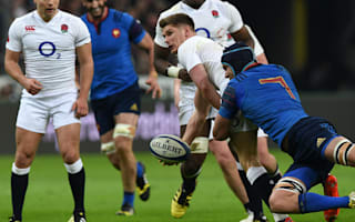 Farrell revels in England's Grand Slam achievement