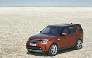 New Land Rover Discovery revealed
