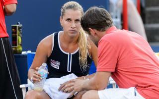 Leg injury rules Cibulkova out of Rio 2016