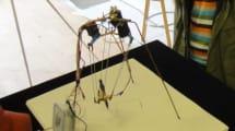 Sketchy, der Kritzel- und Gruselbot (Videos)