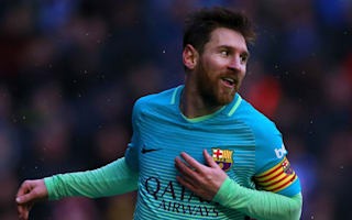 De Boer: Real Madrid the team to beat - but you cannot rule out Messi