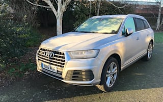 Living with an Audi Q7: Fifth report