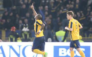 Bologna 0 Verona 1: Samir strikes on debut
