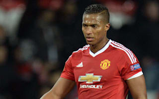 Valencia 'sad' to see Man Utd below Leicester and Tottenham