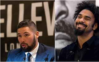 Bellew brands Haye a 'disgrace' and bad for boxing