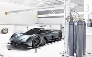 Aston Martin reveals more details of hypercar collaboration with Red Bull