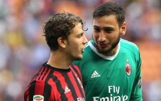 Montella urges Donnarumma to 'use his head' amid Milan exit speculation
