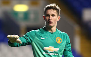 Under-pressure Van Gaal recalls goalkeeper from National League North side Stockport County