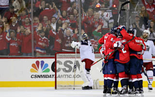 Capitals clinch Presidents' Trophy, Sharks seal play-off spot